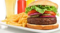 Lezatnya makanan di atas, ternyata bisa redam nafsu makan makanan sehat(Foto:desktopaper.com)