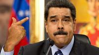 Presiden Venezuela Nicolas Maduro (AP/Ariana Cubillas)