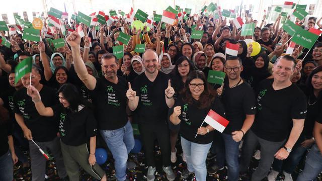 Perusahaan asuransi jiwa PT Asuransi Jiwa Manulife Indonesia menerapkan budaya kerja baru yakni program kaizen. Dok Manulife