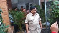 Ketua Umum Partai Gerindra Prabowo Subianto. (Liputan6.com/Ady Anugrahadi)
