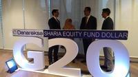PT Danareksa Investment Management meluncurkan Danareksa G20 Sharia Equity Fund Dollar.