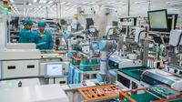 Penggunaan robot di industri manufaktur (dok: Universal Robot)