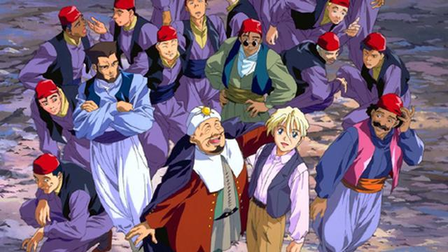 4 Karakter Anime Ini Diduga Muslim