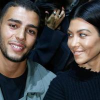 Younes Bendjima dan Kourtney Kardashian memutuskan untuk menyudahi hubungan mereka. (Celebrity Insider)