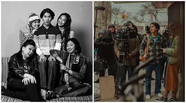 Sudah Tayang, Ini 6 Momen Pemain Film Ali dan Ratu Ratu Queens saat Syuting