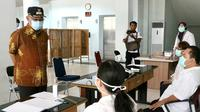 Akhyar Nasution mengatakan, kamar-kamar tersebut berada di Gedung P4TK, Jalan Setia Budi, Kelurahan Helvetia Timur, Kecamatan Medan Helvetia.