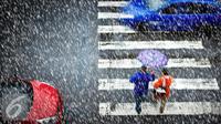 Badan Meteorologi, Klimatologi, dan Geofisika (BMKG) merilis, bahwa wilayah Jawa Barat masih berada dalam puncak musim hujan sehingga peningkatan intensitas curah hujan masih kerap terjadi.