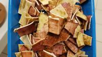 Pelapis pakan ikan dari limbah ubi kayu meningkatkan efektivitas pemberian pakan untuk ikan budidaya