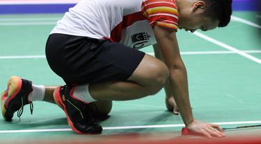 Anthony Sinisuka Ginting, Piala Sudirman 2019