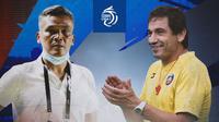 BRI Liga 1 - Duel Pelatih - Persiraja Banda Aceh Vs Arema FC (Bola.com/Adreanus Titus)