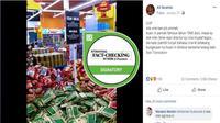 [Cek Fakta] Beredar Foto Kuaci di Malaysia Bertuliskan Tidak Halal