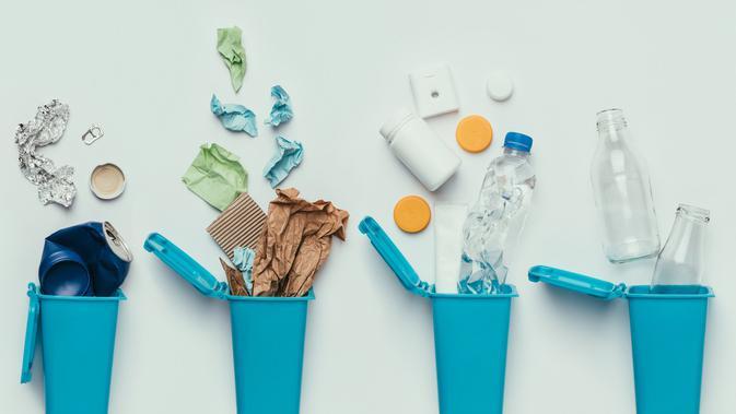Jenis Sampah Yang Harus Diketahui Bisa Bantu Atasi Pencemaran Lingkungan Citizen6 Liputan6 Com
