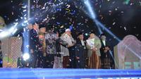 Kota Tangerang tak hanya sukses sebagai tuan rumah, namun juga berprestasi dengan meraih peringkat kedua terbaik.
