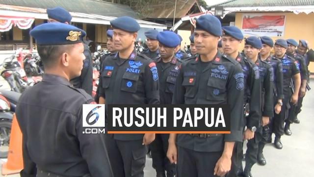 Satuan Brimob mendatangkan 2 Satuan Setingkat Kompi (SSK) dari maluku Utara dan Gorontalo ke Timika. Kompi Bribob tersebut akan membantu menjaga situasi keamanan di Kota Timika membantu satuan TNI dan Polisi.