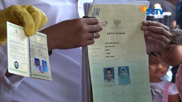 Kantor Kementerian Agama Jember kini tengah memproses surat pembatalan nikah atau fasiq pasangan sejenis.