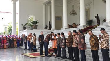 PM Belanda Berkunjung ke Istana Bogor