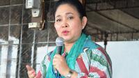 Anggota Komisi IV DPR RI Siti Hediati Soeharto meminta Kementerian Pertanian untuk memenuhi seluruh kebutuhan yang diperlukan petani bawang putih.