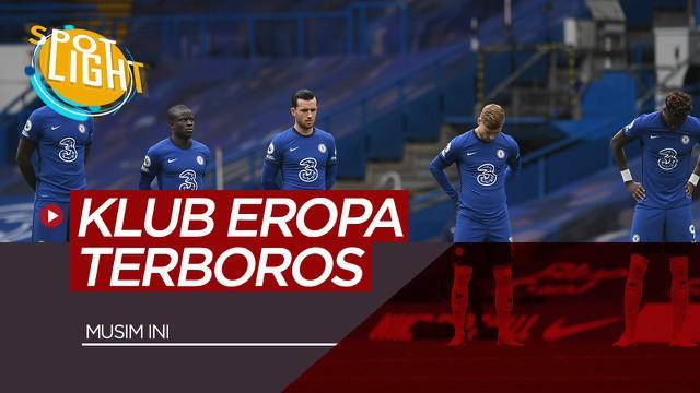 Berita video spotlight kali ini akan membahas klub Eropa yang terboros di bursa transfer musim ini, Chelsea yang terboros.