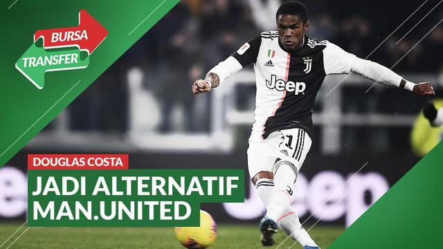 Berita Video Bursa Transfer: Douglas Costa Jadi Alternatif Manchester United Setelah Gagal Dapatkan Jadon Sancho
