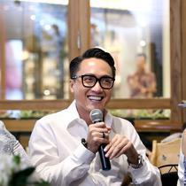 Barli Asmara. (Foto: Daniel Kampua/Bintang.com)