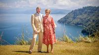 Raja dan Ratu Belanda, Willem Alexander dan Maxima berkunjung ke Tanah Air.