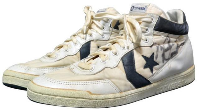 Sepatu Basket Legendaris Michael Jordan Terjual Rp 2 b1a4a7d268