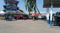 Terminal Cepu, Kabupaten Blora, Jawa Tengah (Liputan6.com/Ahmad Adirin)