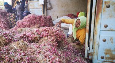 Produksi Berlimpah Ekspor Bawang Merah Probolinggo Serbu Thailand