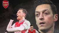 Arsenal - Mesut Ozil (Bola.com/Adreanus Titus)