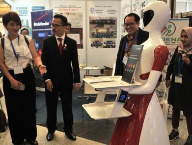 Produk Inovasi Teknologi Warnai Indonesia International Smart City