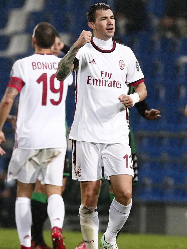 5 Tumbal Kekalahan AC Milan di Piala Super Italia