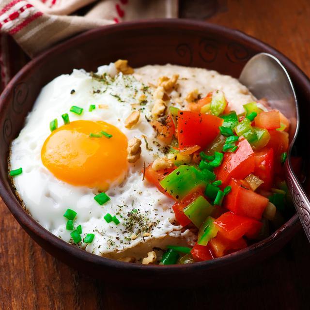 Cara Membuat Bubur Oatmeal Gurih Untuk Sarapan Diet Lifestyle Fimela Com
