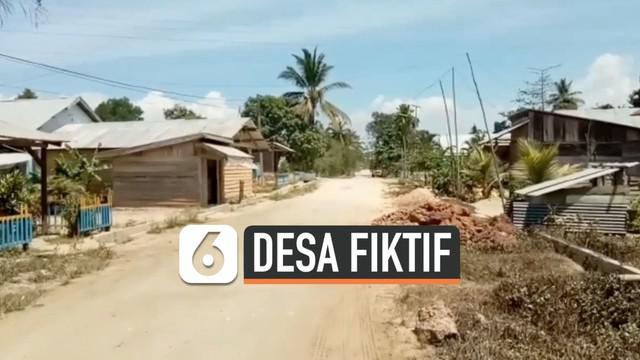 Kementerian Desa menemukan sejumlah desa fiktif yang menerima dana desa sejak 2015. Salah satunya diduga berada di desa Tanggondipo, Konawe, Sulawesi Tenggara.
