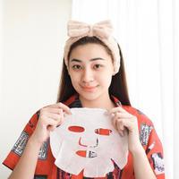 Patricia Devina pilih sheet mask sebagai cara praktis dapatkan kulit glowing (Foto: instagram/pattdevdex)