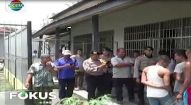 45 personel tim khusus yang dibentuk Polres Labuhan Batu, kini sudah disebar ke sejumlah daerah, untuk memburu 16 tahanan yang kabur dari rutan Labuhan Bilik.