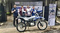 Akhirnya Yamaha Kirim WR155 ke Konsumen Untuk Pertama Kali (Ist)