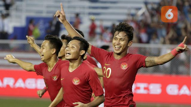 Jadwal Final Sepak Bola Sea Games Timnas Indonesia U  Vs Vietnam