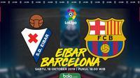 La Liga - Eibar Vs Barcelona (Bola.com/Adreanus Titus)