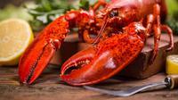 Ilustrasi lobster (iStock)