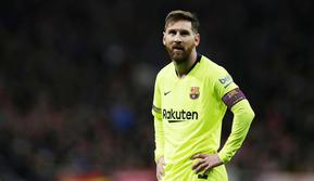 2. Lionel Messi (Barcelona) - 6 Gol. (AP/Manu Fernandez)