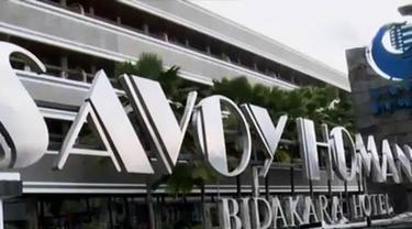Jejak Sejarah Hotel Savoy Homann di KAA 1955
