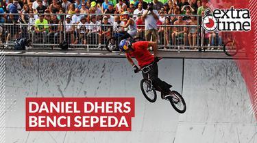 """Berita video Extra Time kali ini membahas salah satu kisah menarik dari """"jagoan"""" BMX, Daniel Dhers, yang ternyata pernah membenci sepeda. Kenapa?"""