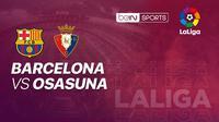 Barcelona vs Osasuna (Vidio.com)