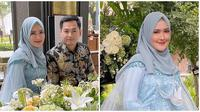 Tak hanya cantik, istri Tommy Kurniawan dikenal sosok yang berwawasan luas. (Sumber: Instagram/@lisyanurrahmii)