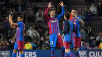 Barcelona saat kalahkan Valencia (AFP)