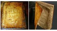 Sampul Buku dari Kulit Manusia (sumber: toptenz)