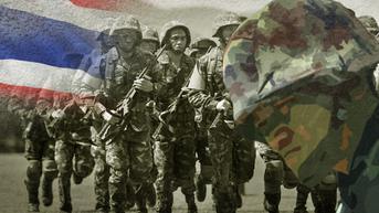 Ratusan Pengunjuk Rasa Gelar Konvoi Peringatan 15 Tahun Kudeta Militer Thailand