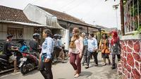 Melinda Gates tengah mengunjung Indonesia. Berdasarkan sejumlah posting-an di akun resmi Facebook miliknya, Melinda sedang berada di Yogyakarta (Foto: Melinda Gates)