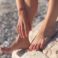 Jari kaki juga bisa tunjukkan kepribadian/copyright: unsplash/jan romero