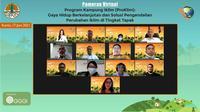 Program Kampung Iklim mengadakan pameran virtual gaya hidup berkelanjutan rangka memperingati Hari Lingkungan Hidup Sedunia pada Kamis (17/06/2021). (dok. KLHK)
